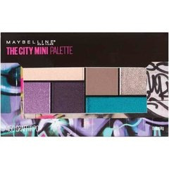 Paleta De Sombras Maybelline City Mini Palette Graffiti Pop - tienda online