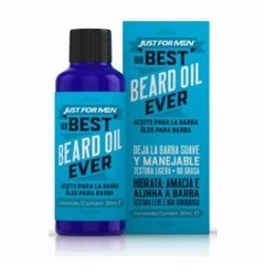Aceite Para La Barba Just For Men Our Best Suaviza Y Aliza