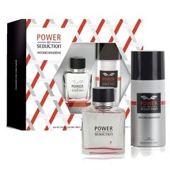 Power Of Seduction Antonio Banderas Edt 100ml + Desodorante