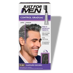 Just For Men Control Gradual - Cubre Algunas Canas