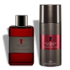 Imagen de The Secret Temptation Antonio Banderas Edt 100ml + Desod.