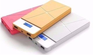 Power Bank Pineng Pn-983 Carregador Portatil Usb Iphone Ipad