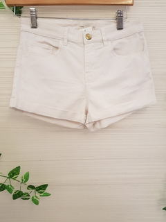 Short White H&M (30620)