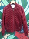 Campera Zara Bordeaux (M1004)