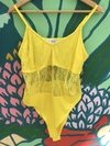 Body yellow Forever21+ (15367)