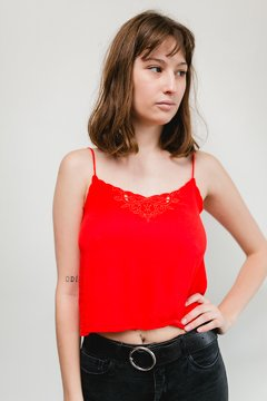 Top red H&M (7898)