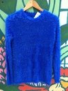 Sweater Blue Glow (18701)