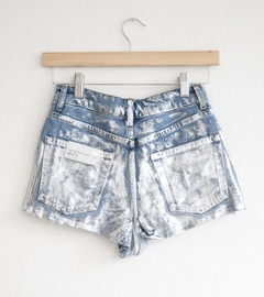 SHORT TOP SHOP metalizado (451) - comprar online