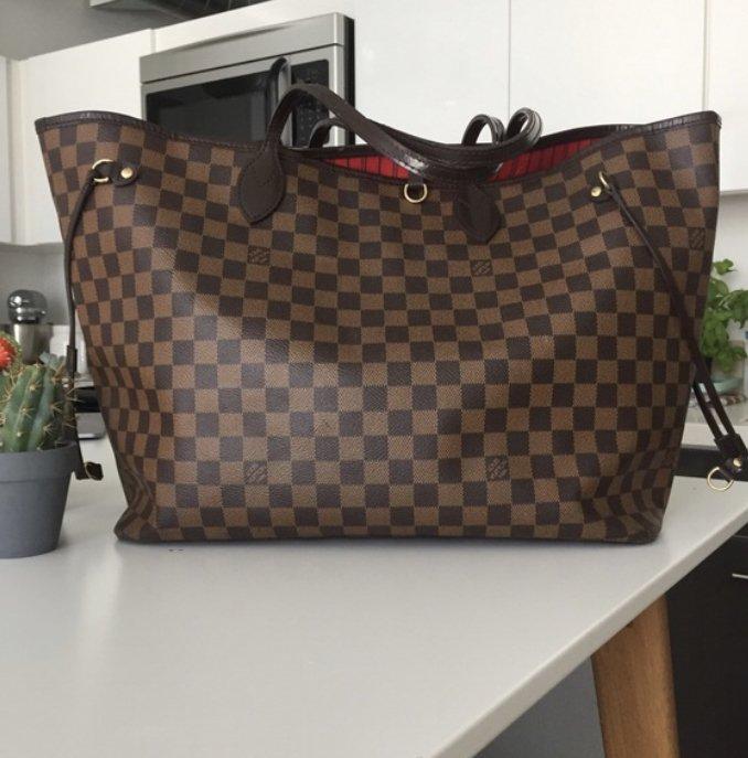 1506d2a2e Louis Vuitton Neverfull