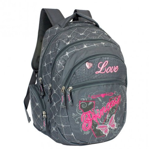 Mochila Notebook Princess  MJ48192PS