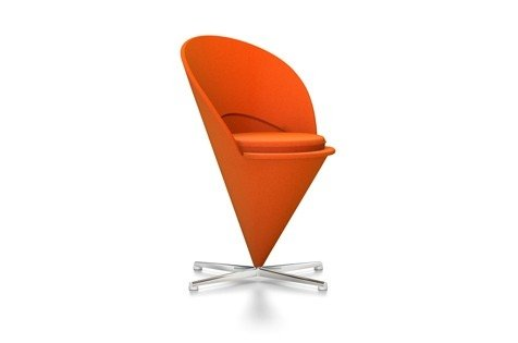 Poltrona Cone Chair | Vitra by Verner Panton na internet