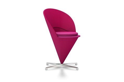 Poltrona Cone Chair | Vitra by Verner Panton - Beatriz Maranhão Office Concept