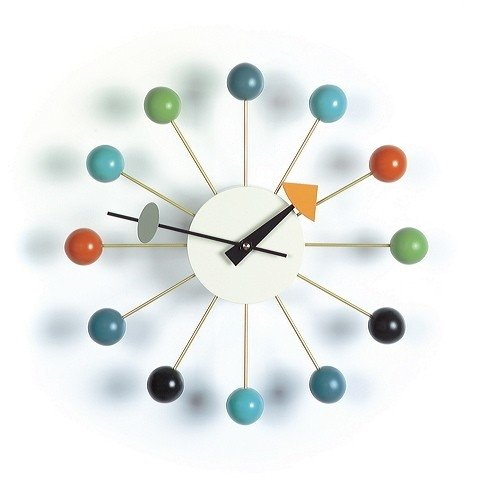 Relógio BALL CLOCK | Vitra by George Nelson - 1948 na internet