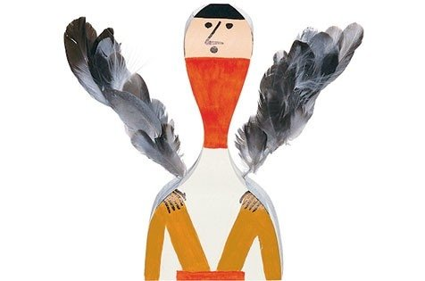 WOODEN DOLL Nº 1 | Vitra by Alexander Girard - 1963 - Beatriz Maranhão Office Concept