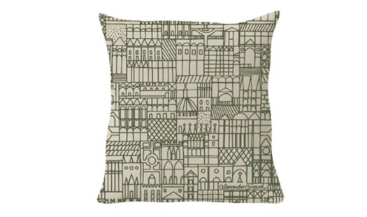 SUITA CUSHIONS PRINTED | Vitra by Antonio Citterio - 2010