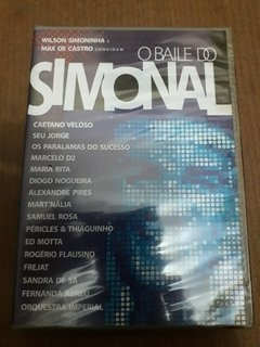 Dvd Wilson Simonal - O Baile Do Simonal