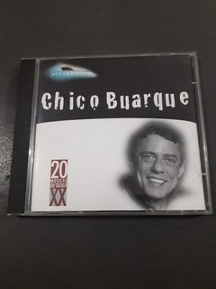 Cd Chico Buarque - Millenium