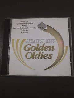 Cd Golden Oldies - Greatest Hits