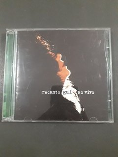 Cd Gal Costa - Recanto Gal Ao Vivo