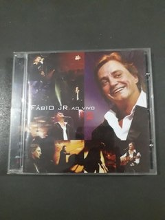 Cd Fábio Jr. Ao Vivo Vol 2