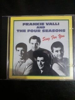 Cd Frankie Valli And The Four Seasons Sing For Yo