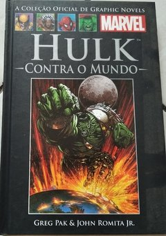 Graphic Novels Marvel - Hulk Contra o Mundo