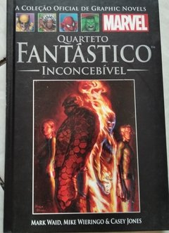 Graphic Novels Marvel - Quarteto Fantástico: Inconcebível