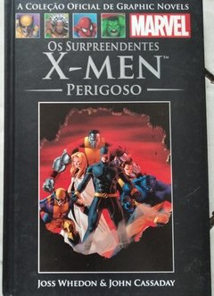 Graphic Novels Marvel - Os Surpreendentes X-Men: Perigoso