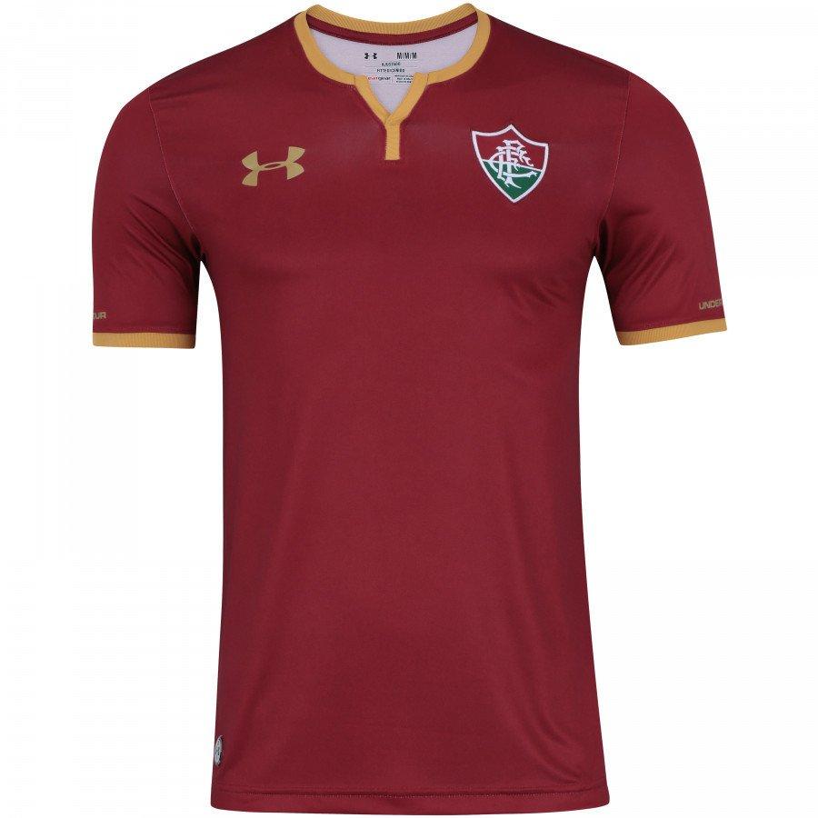 98625bf6783ba Camisa III Fluminense Grená - Só Tricolor Niterói