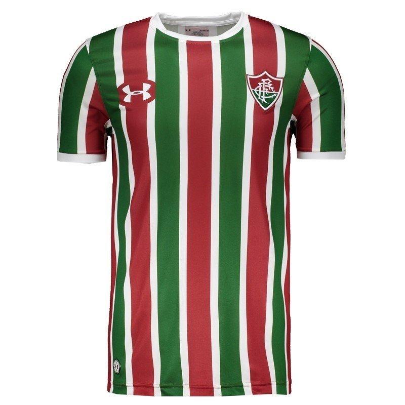 d4d8c50f7636c Camisa I Tricolor Under Armour - Só Tricolor Niterói