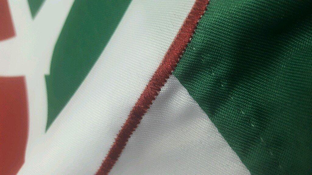 2e98f57c8f Bandeira 2 panos Fluminense Oficial. 0% OFF