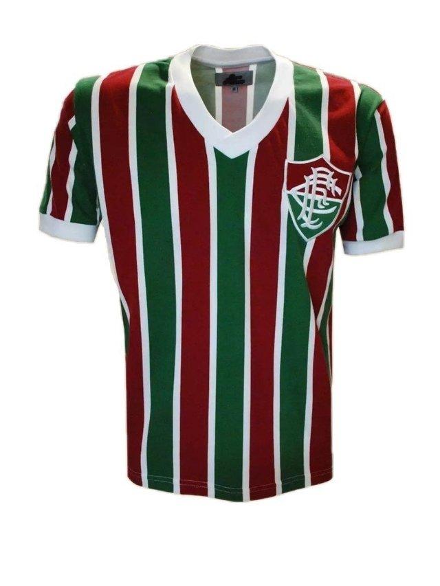 Camisa Retrô 1952 - Comprar em Só Tricolor Niterói 9737807efbae5