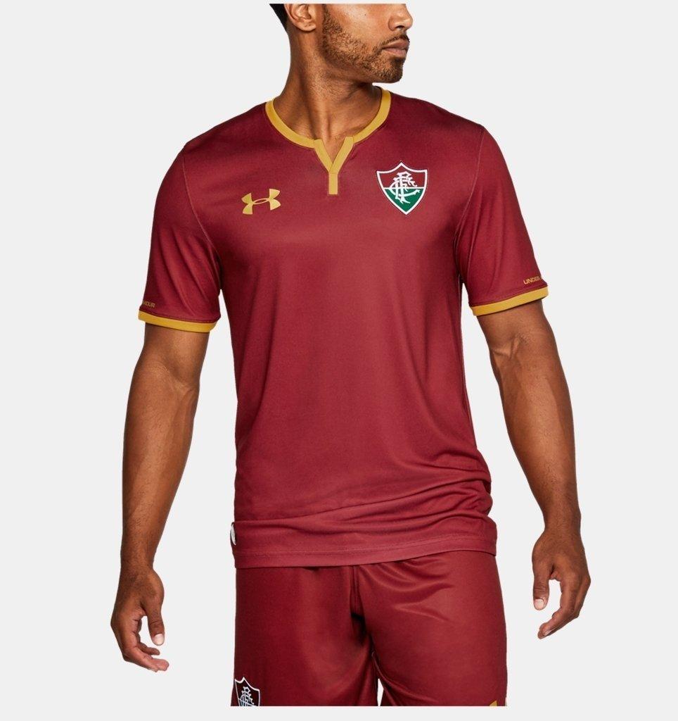 9805d84e5d0f5 Camisa III Fluminense Grená - Só Tricolor Niterói