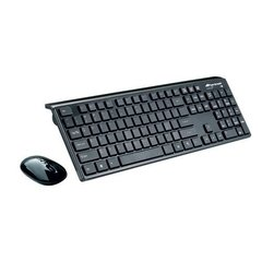 KIT TECLADO+MOUSE FORTREK WIRELESS KC601