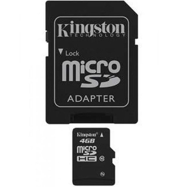 Cartão Memoria Micro Sd Kingston 4gb - comprar online