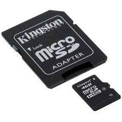 Cartão Memoria Micro Sd Kingston 4gb na internet