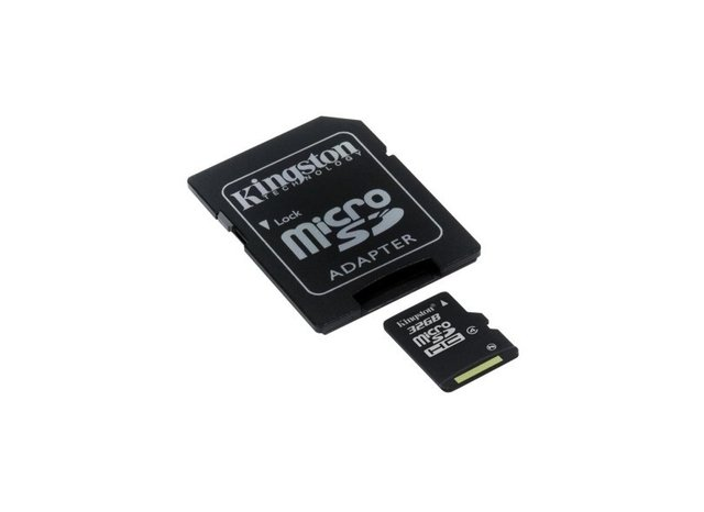 CARTAO DE MEMORIA MICRO SD 32GB KINGSTON - comprar online