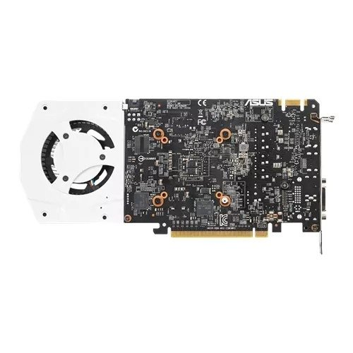 PLACA DE VIDEO 2GB ASUS GTX960 - loja online