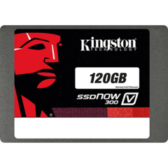 HD SSD 120GB KINGSTON V300 SATA III 2.5