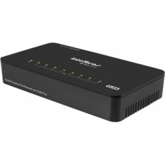 Switch 8 Portas Sf 800 Vlan Poe - comprar online