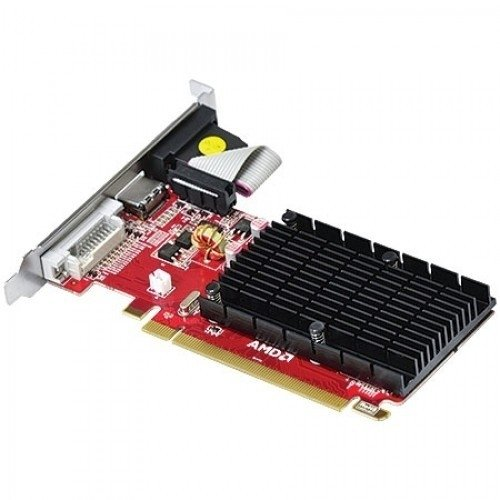 PLACA DE VIDEO 1GB POWER COLOR RADEON HD5450 - comprar online