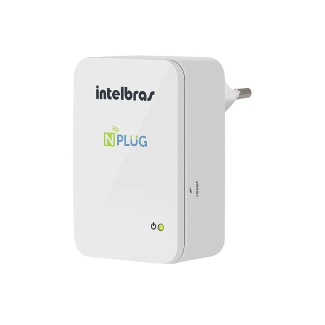 REPETIDOR DE SINAL WIRELESS INTELBRAS NPLUG