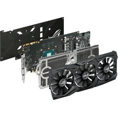PLACA DE VIDEO 8GB ASUS GEFORCE GTX1070 GAMING - comprar online