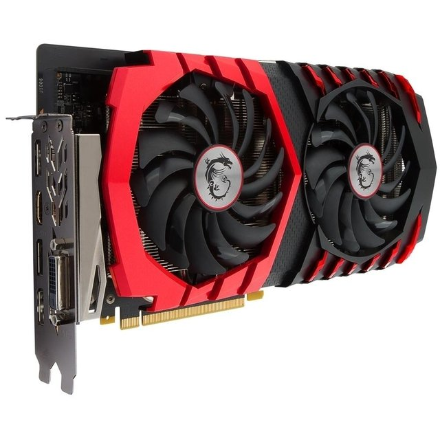 PLACA DE VIDEO 3GB MSI GEFORCE GTX 1060 GAMING na internet
