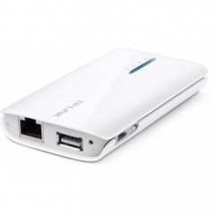 Roteador Wireless 150mbps 3g Tl-mr3040 Tp-link na internet