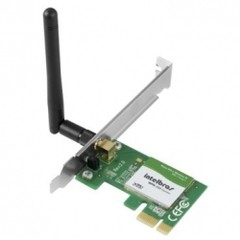 Adaptador Wireless Pci Express Wpn200 Intelbras - comprar online