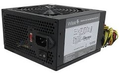 FONTE ALIMENTACAO ATX WISECASE 600W REAL - comprar online