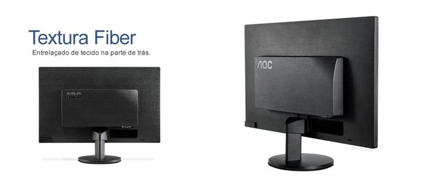 MONITOR AOC 21.5 LED WIDESCREEN na internet