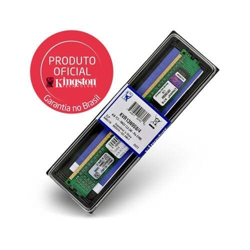 MEMÓRIA 4GB DDR3 KINGSTON