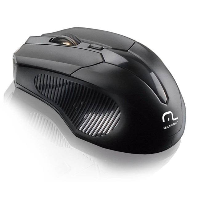 MOUSE MULTILASER WIRELESS 2.4 GHZ